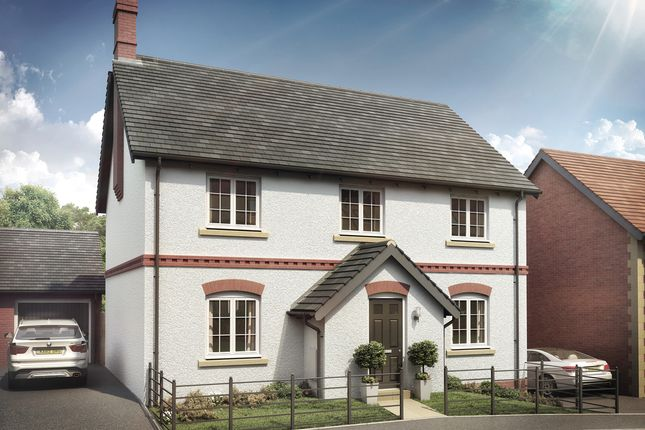 "Thumbnail Property for sale in ""The Calder"" at Police Cottages, Blythe Road, Coleshill, Birmingham"