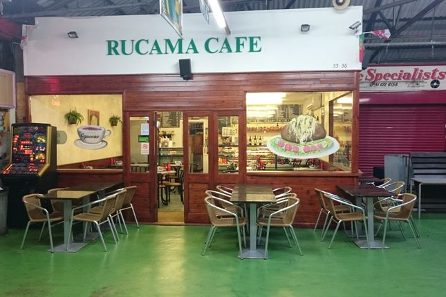 Thumbnail Restaurant/cafe for sale in London, London