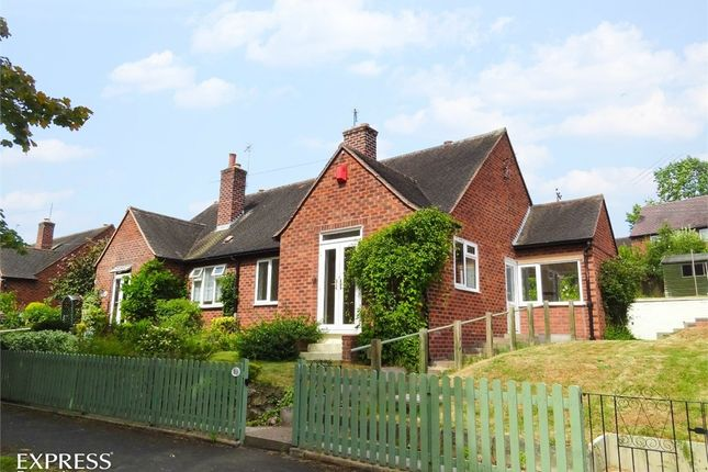 Thumbnail Semi-detached bungalow for sale in Park View, Buildwas, Telford, Shropshire