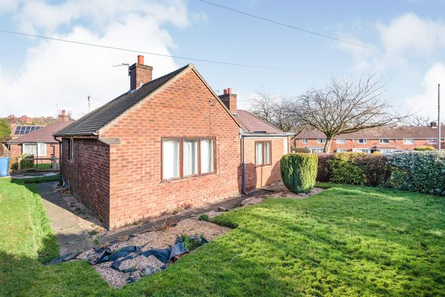 Thumbnail Semi-detached bungalow for sale in Kew Crescent, Sheffield