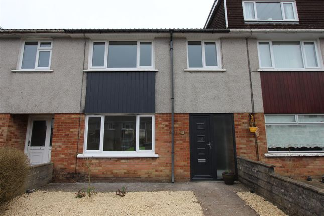 Thumbnail Terraced house for sale in Farm Road, Caerphilly