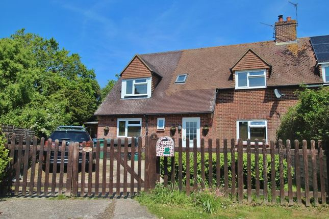 Thumbnail Semi-detached house for sale in Forgefield, Stonegate, Wadhurst