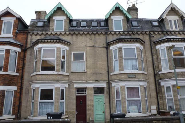 Thumbnail Terraced house to rent in Eldon Street, York