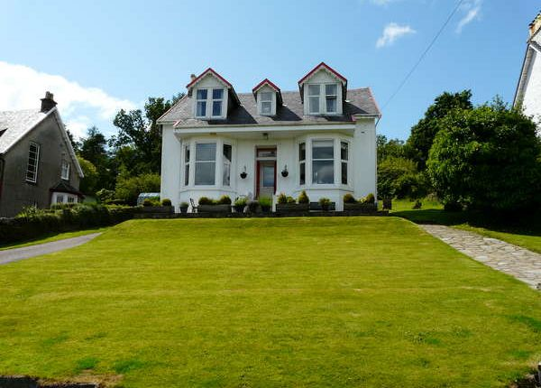 Thumbnail Detached house for sale in 17 Victoria Road, Hunters Quay, Dunoon