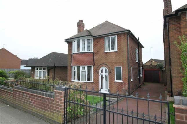Thumbnail Detached house for sale in Coppice Road, Arnold, Nottingham