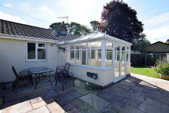 Thumbnail Semi-detached bungalow for sale in West Dale, Wetherby