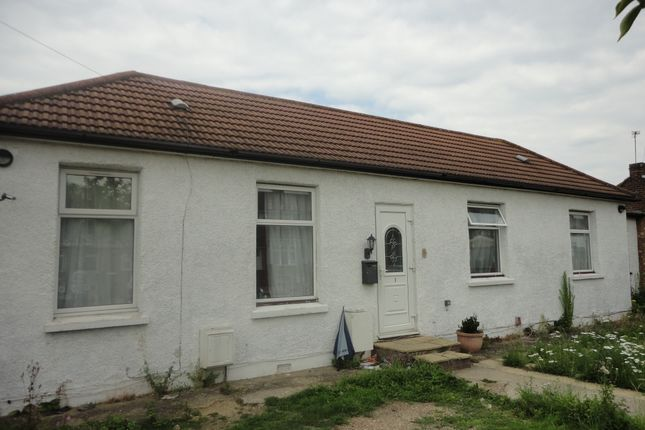 Thumbnail Bungalow to rent in Curtis Road, Hounslow