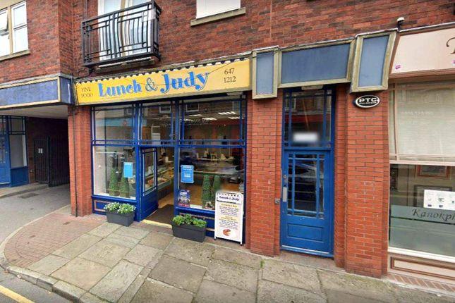 Thumbnail Retail premises for sale in Market Street, Birkenhead