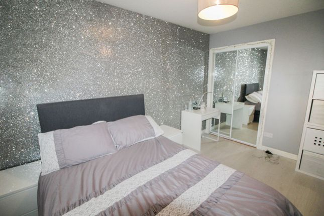 Bedroom Two of Strachur Crescent, Glasgow G22