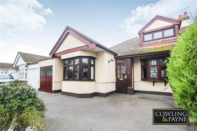 Thumbnail Property for sale in Roxburgh Avenue, Upminster, Essex