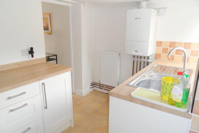 Kitchen of Roman Bank, Long Sutton, Spalding, Lincolnshire PE12