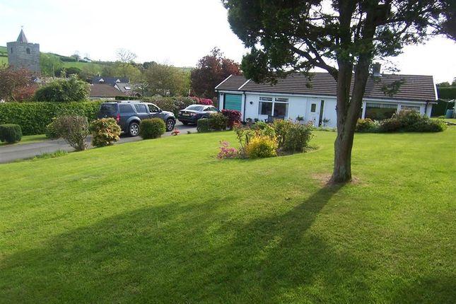 Thumbnail Bungalow to rent in Llanfihangel-Y-Creuddyn, Aberystwyth