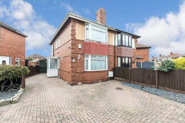 Thumbnail Semi-detached house for sale in Masefield Road, Wheatley Hills, Doncaster