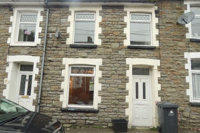Thumbnail Terraced house to rent in 2 Part Street, Blaina