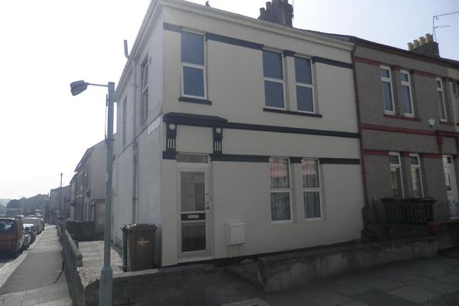 Thumbnail Property to rent in Trelawney Avenue, Plymouth