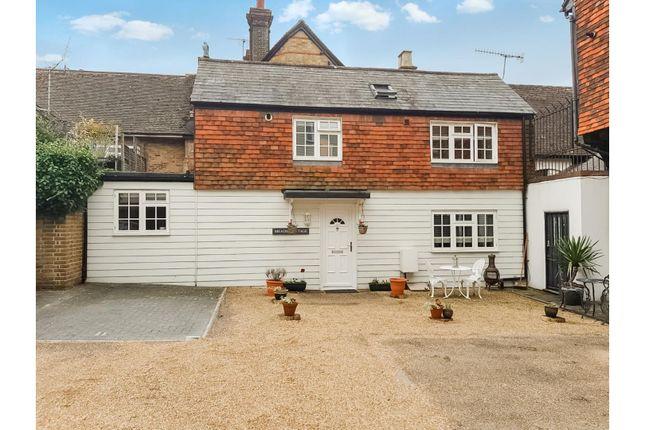 Thumbnail Cottage for sale in High Street, Edenbridge