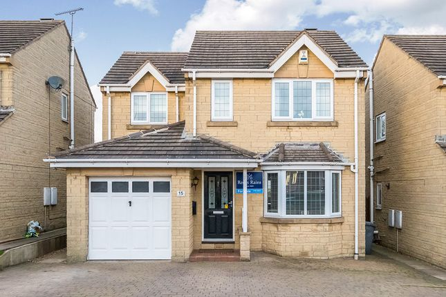 Thumbnail Detached house for sale in Stoneleigh Close, Dinnington, Sheffield