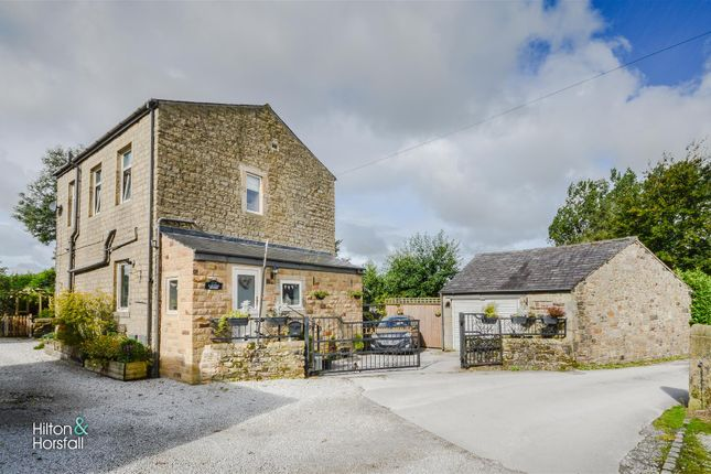 Thumbnail Detached house for sale in New Row, Winewall, Colne