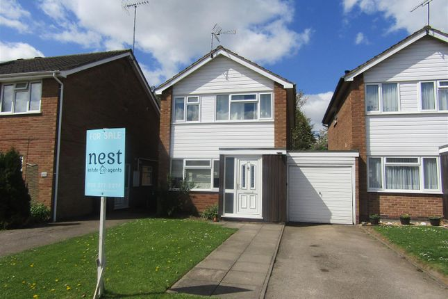 Thumbnail Property for sale in Mount Road, Cosby, Leicester