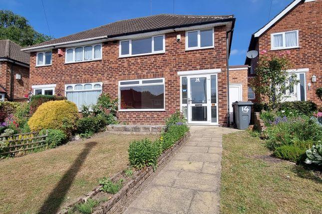 Thumbnail Semi-detached house to rent in Ferndale Avenue, Great Barr, Birmingham