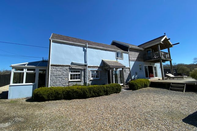 Thumbnail Detached house for sale in Heol Y Foel, Foelgastell, Llanelli