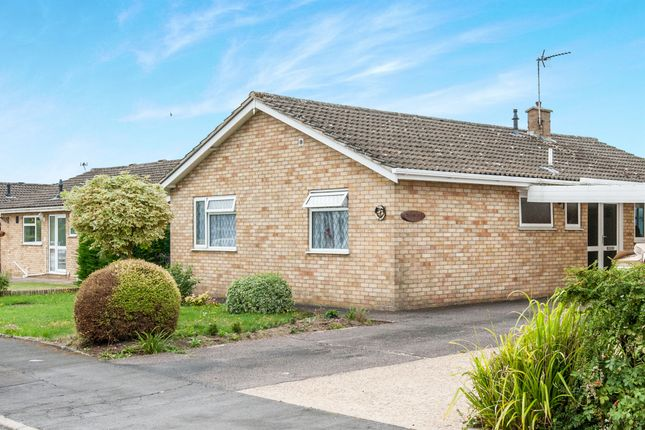 Thumbnail Detached bungalow for sale in Hawk Crescent, Diss