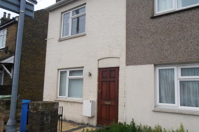 Thumbnail Flat to rent in Murston Road, Sittingbourne