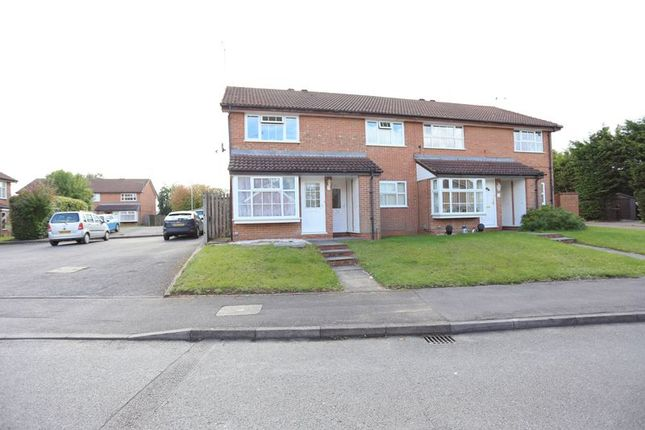 Thumbnail Flat to rent in Armstrong Way, Woodley, Reading