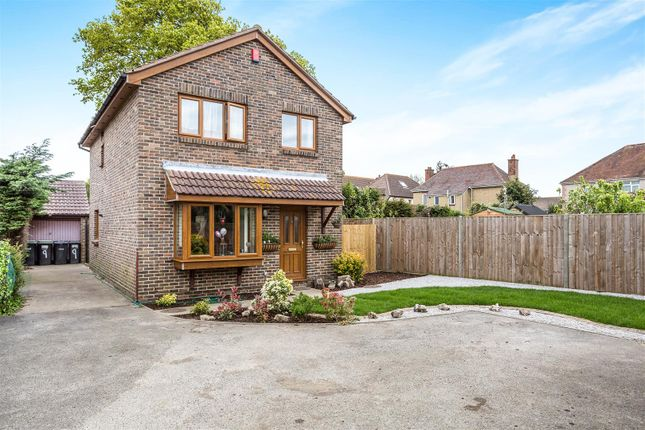 Thumbnail Detached house for sale in Woodward Close, Gosport