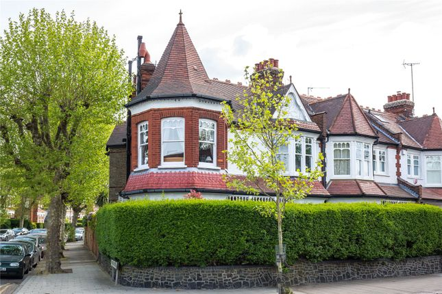 Thumbnail End terrace house for sale in Park Road, Crouch End, London