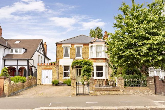 Thumbnail Detached house for sale in Green Parade, Whitton Road, Hounslow