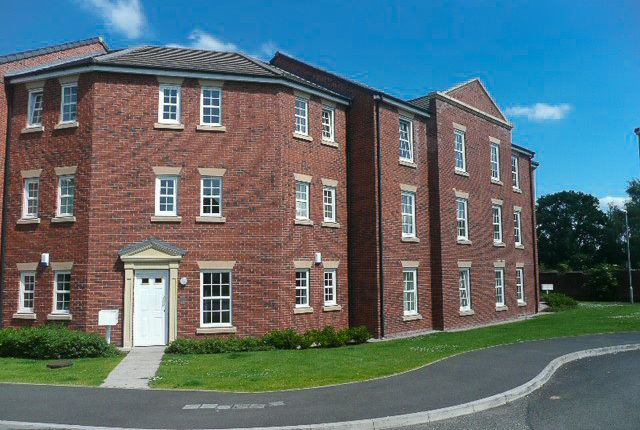 Thumbnail Flat to rent in Byron Walk, Nantwich