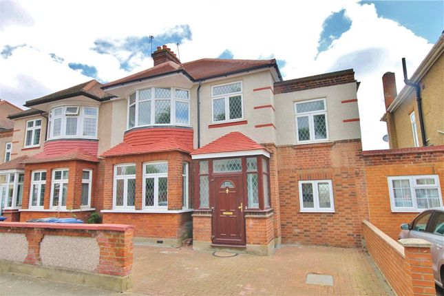 Thumbnail Semi-detached house for sale in Cawdor Crescent, London