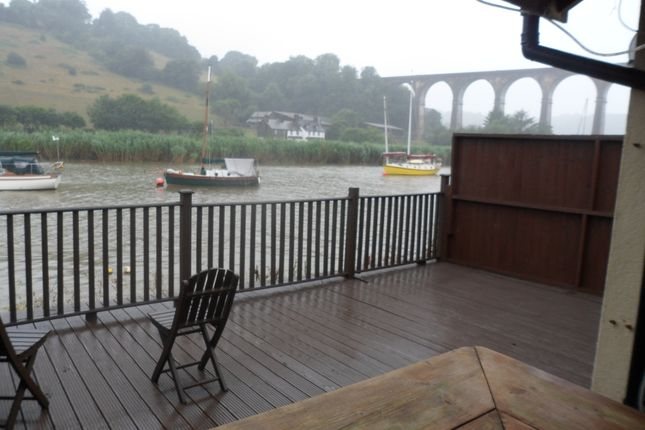 Thumbnail Terraced bungalow to rent in The View, Quay, Calstock
