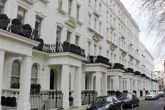 Thumbnail Terraced house for sale in Craven Hill Gardens, London
