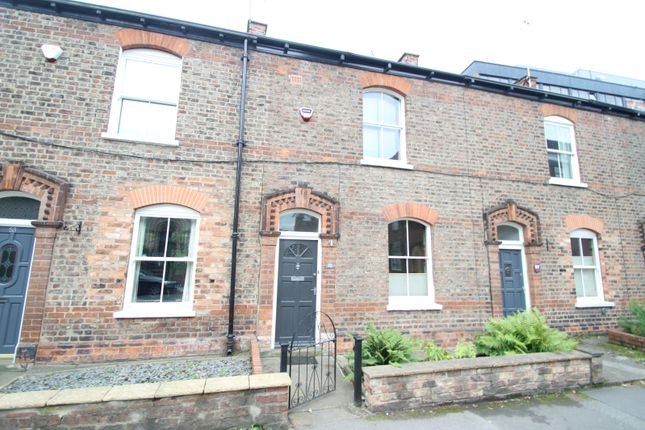 Thumbnail Terraced house to rent in St. Denys Road, York