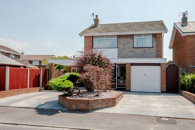 Thumbnail Detached house for sale in Sunningdale Avenue, Fleetwood