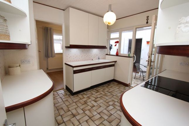 Kitchen of Nurston Close, Rhoose, Barry CF62