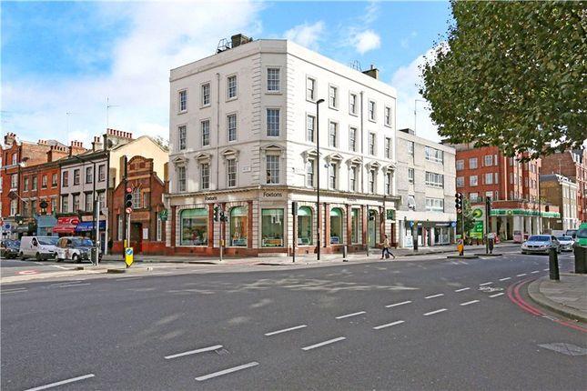 Semi-detached house for sale in Vauxhall Bridge Road, London
