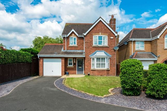 Detached house for sale in Delph Drive, Burscough, Ormskirk