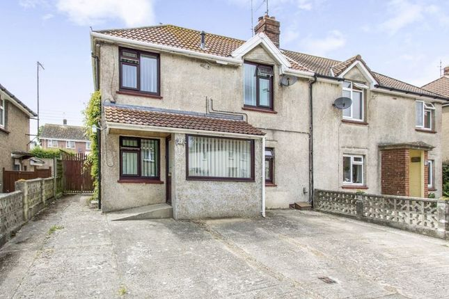 Thumbnail Semi-detached house for sale in Court Orchard Road, Bridport