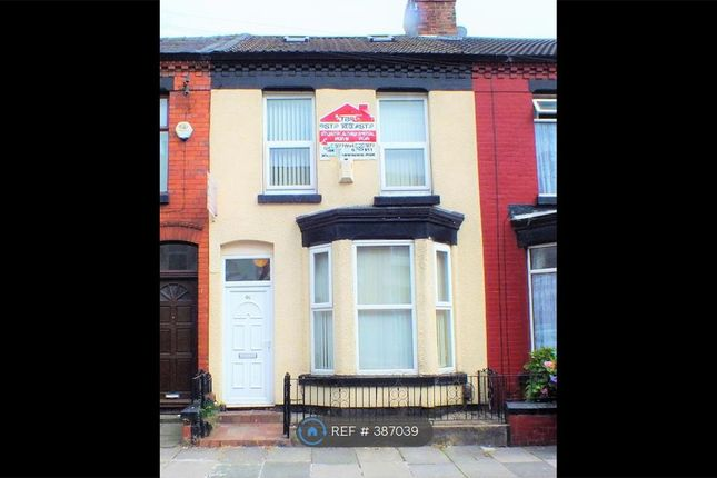 Thumbnail Terraced house to rent in Woodcroft Road, Liverpool