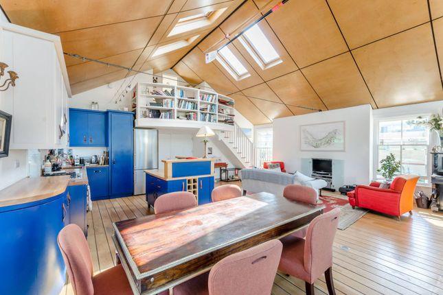 Thumbnail Flat to rent in Arundel Terrace, Barnes