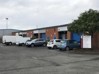 Warehouse to let in Anderstaff Industrial Estate, Hawkins Lane, Burton Upon Trent, Staffordshire