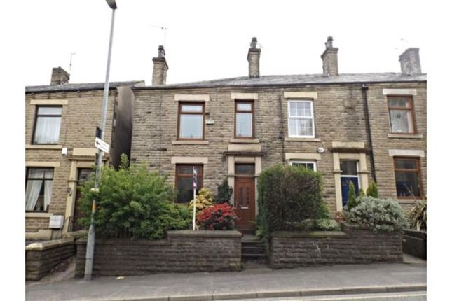 Thumbnail Terraced house to rent in Rochdale Road, Oldham