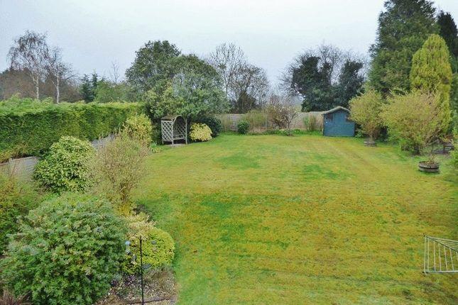 Rear Garden of Woodlands Road, Bookham, Leatherhead KT23