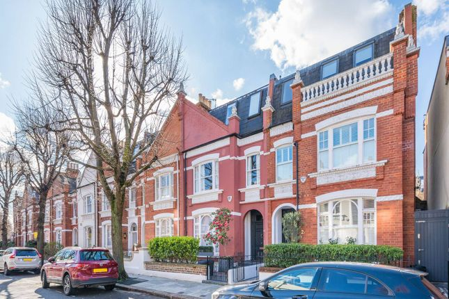 Thumbnail End terrace house for sale in Chipstead Street, Peterborough Estate, London