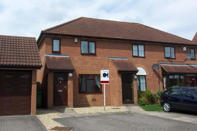 Thumbnail Semi-detached house to rent in Wheatley Close, Emerson Valley, Milton Keynes