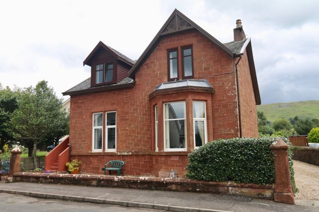 Thumbnail Flat for sale in Douglas Place, Largs