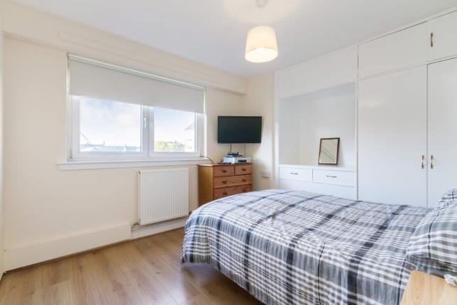 Bedroom of Springbank Road, Paisley, Renfrewshire PA3